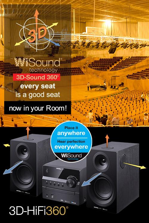 wisound 3d-hifi wireless bluetooth